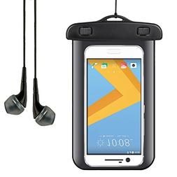 5.1 Inch Universal Waterproof Case with Lanyard for LG Fortu