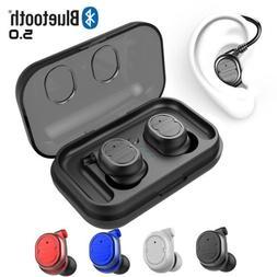 US TWS-8 Bluetooth 5.0 Sports Waterproof Ear Hook Wireless H