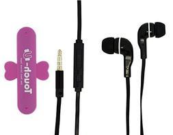 LG G Stylo,  Premium Sounds 3.5 Mm Jack HandsFree Headphone