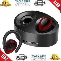 VJJB Bluetooth Headphones,True TWS K2 Mini Twins Stereo Wire