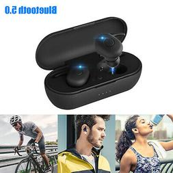 Waterproof Bluetooth 5.0 Earbuds Earphones Wireless Headset