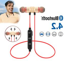 Waterproof Bluetooth Earbuds Beats Sports Wireless Headphone
