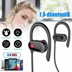 Waterproof Bluetooth Earbuds X Beats Sports Wireless Headpho