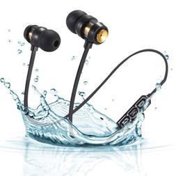 Waterproof Bluetooth Wireless Earbuds Sp