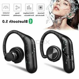 Waterproof True Wireless Sport Earbuds Headset Bluetooth HIF
