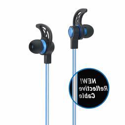 Jarv Wave Reflect Bluetooth Headphones,Wireless Earbuds - Bl
