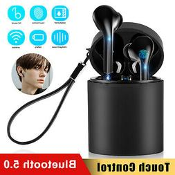 Wireless 5.0 Bluetooth Earphone Earbuds For Apple Airpods iP