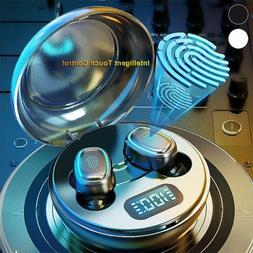 Wireless 5.0 Earbuds Bluetooth Headphones For Samsung Galaxy