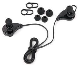 DURAGADGET Wireless Headphones - with Microphone & Adjustabl