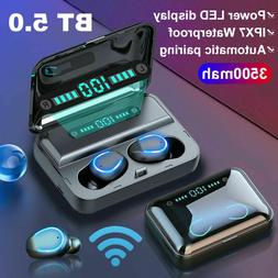 Mpow Wireless Bluetooth 5.0 Earbuds Headset TWS Earphones St