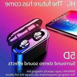 Mpow Wireless Bluetooth Earbuds HiFi Stereo Headphone Noise