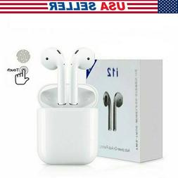 Wireless Bluetooth Earbuds Earphones Headphones for iPhone A