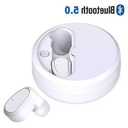 Aimus i11 Wireless Earbuds, Bluetooth 5.0 Headphones, True W