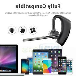 wireless bluetooth handsfree mic neck earbuds earphones