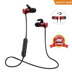 Wireless Bluetooth Earbuds;SquRod HD Stereo Bluetooth Earpho
