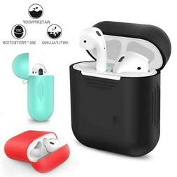Wireless Bluetooth Headphone Cases Cover Earbuds For Apple i