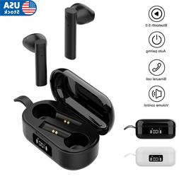 Wireless Bluetooth Headphone Stereo Bass Earbuds For Apple S