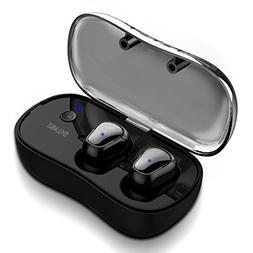 Syllable True Wireless Bluetooth Headphones, in-Ear Sport Ru