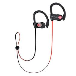Wireless Bluetooth Headphones - Sweatproof Workout Earbuds H
