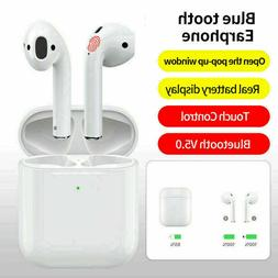 Wireless Bluetooth Headphones Earpods For iPhone 7 8 X XR XS