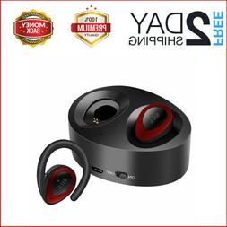 Wireless Bluetooth Headphones Losei Dual Earbuds True Mini T