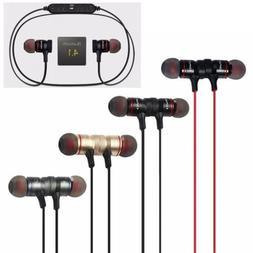 AWEI Wireless Bluetooth Headphones Sport Headset Earbuds for