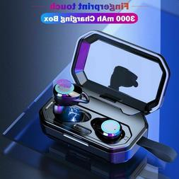wireless bluetooth headset 5 0 headphones sport