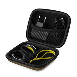 Sports Wireless Bluetooth Headset Carrying Case, Fit Jabra S
