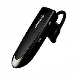 Glazata Bluetooth Headset with 28-Hrs Playtime & Noise Cance