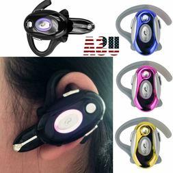 Wireless Bluetooth Headset Headphone Sport Earphones with Mi