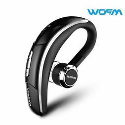 Mpow Wireless Bluetooth 5.0 Noise Cancelling Trucker Headset