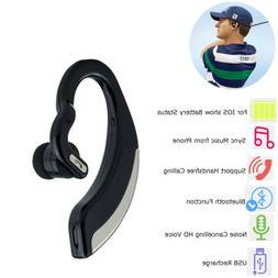Wireless Bluetooth Headset Sport Stereo Earphone Earbud For