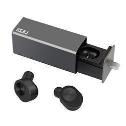 Wireless Bluetooth Mini Earbuds Earphones - LEZII GW10  True