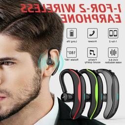 Mpow Wireless Bluetooth Noise Cancelling Trucker Headset Ear