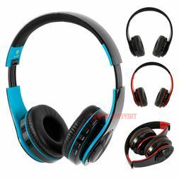 Wireless Bluetooth Sport Gym Headphones Earphones Earbuds He