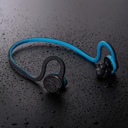 Wireless Bluetooth Sports Headset Sweat Proof Earbuds Headph