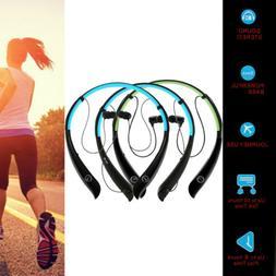 Wireless Bluetooth Stereo Sports Headset Earbuds Headphone F