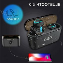 Wireless Earbud TWS Mini True Bluetooth 5.0 Stereo Earphone