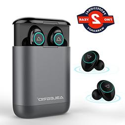 Wireless Earbuds, ABLEGRID Bluetooth 5.0 TWS True Wireless H