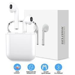 Wireless Earbuds, CASECUBE TWS Mini Wireless Earphone Blueto