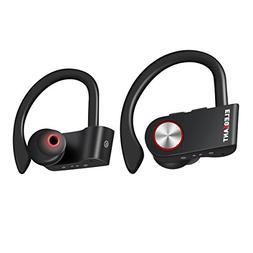 True Wireless Earbuds, ELEGIANT T20 Sport Wireless Headphone
