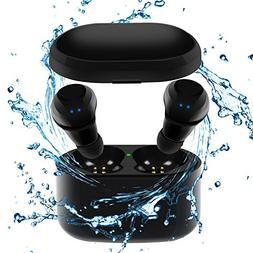 Tankfly Wireless Earbuds, TWS Mini Bluetooth Earbuds True St