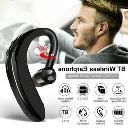 Wireless Earbuds Bluetooth 5.0 Headset Sport Earpiece Headph