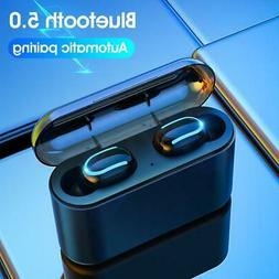 Wireless Earbuds bluetooth 5.0 TWS Waterproof Earphones for