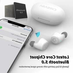 Wireless Earbuds Bluetooth Headphone Headset Earphone True W
