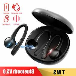 Wireless Earbuds, Bluetooth Headphones 5.0 True Wireless Spo