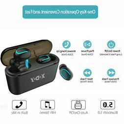 Wireless Earbuds Bluetooth5.0 Headphone True Wireless Stereo