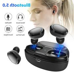 Wireless Earbuds BT 5.0 Earphones Headphones For Samsung Gal