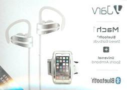 Wireless Earbuds, Jarv MACH 1 Sweatproof Wireless Earphones