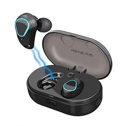 Wireless Earbuds, True Wireless Bluetooth Headphones V5.0 De